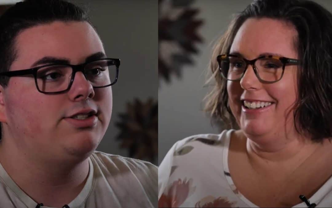 """""""Brain"""" Glasses Worked for Mom with Concussion and Her Son with ADHD"""